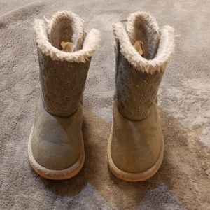 Adorable Toddler Girls Boots, Size 6